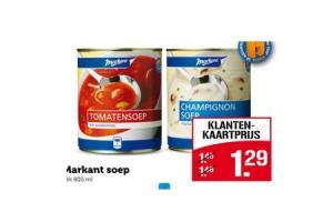 markant soep