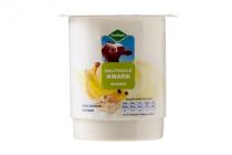 melkan halfvolle kwark banaan
