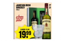 jameson irish whiskey kadoverpakking