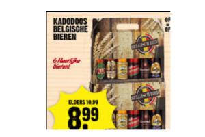 kadodoos belgische bieren