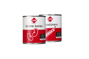 c1000 basis bruine bonen