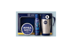 nivea men on the go kadoset