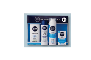nivea sensitive cool kadoset