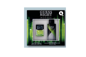 guess night acces kadoset