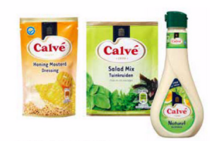 calve slaversierders of dressings