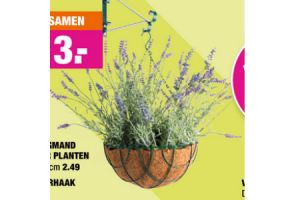 hangmand voor planten