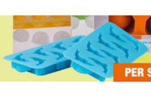 ijsjes  en ijsblokvormpjes