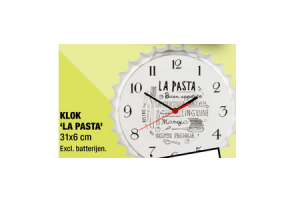 klok la pasta