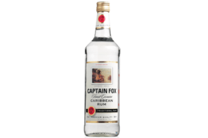 captain fox white rum