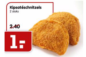 kipsateschnitzels
