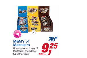 mms of maltesers