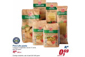 fine life pasta