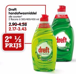 dreft handafwasmiddel