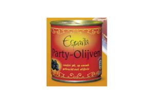 party olijven