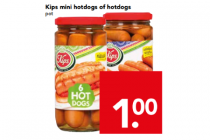 kips mini hotdogs of hotdogs