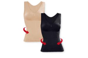 figuurcorrigerende damesslip of  hemd