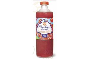 vruchtendrank granaatappel framboos