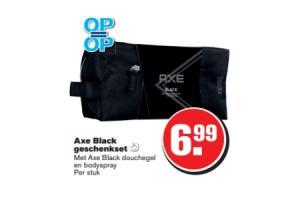 axe black geschenkset