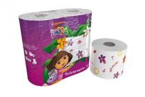 nickelodeon dora toiletpapier