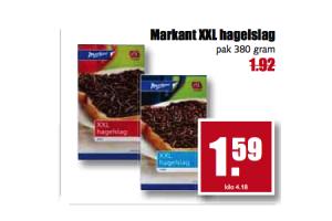 markant xxl hagelslag