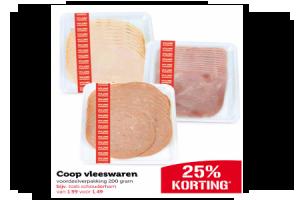 coop vleeswaren