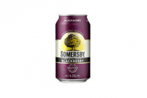 somersby cider blackberry blikje 033 liter