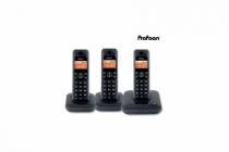 profoon pdx7930 triple dect telefoon