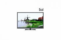 dual hd led televisie 32 inch met dvd speler
