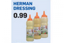 herman dressing