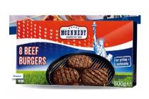 8 beefburgers