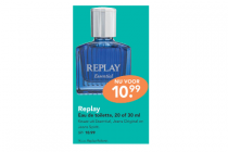 replay eau de toilette