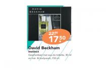 david beckham instinct kadoset
