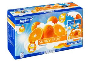 markant sunny fruit sinaasappel