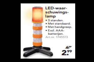 LED-waarschuwingslamp voor €2,99 - Beste.nl