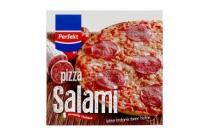 perfekt pizza salami