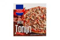 perfekt pizza tonijn