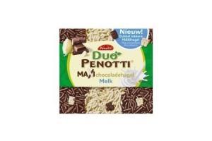 duo penotti maxi chocoladehagel melk