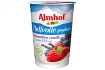 almhof halfvolle yoghurt bosvruchtenvanille