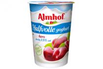almhof halfvolle yoghurt kers