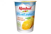 almhof halfvolle 0 vet yoghurt spaanse sinaasappel