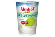 almhof halfvolle 0 vet yoghurt
