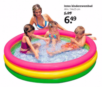 intex kinderzwembad