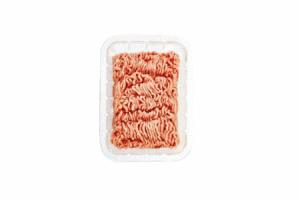 coop half om half gehakt naturel 250 gram