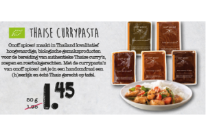 thaise currypasta