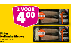 fishes hollandse nieuwe