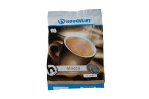 hoogvliet koffiepads mocca
