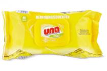 una reinigingsdoekjes lemon
