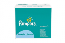 pampers fresh clean 15 pak