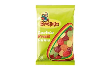 zachte fruit gums