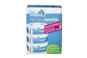 tommee tippee sangenic nursery essentials navulcassette